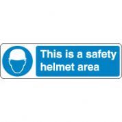 Mandatory Safety Sign - This Is A Safety 158
